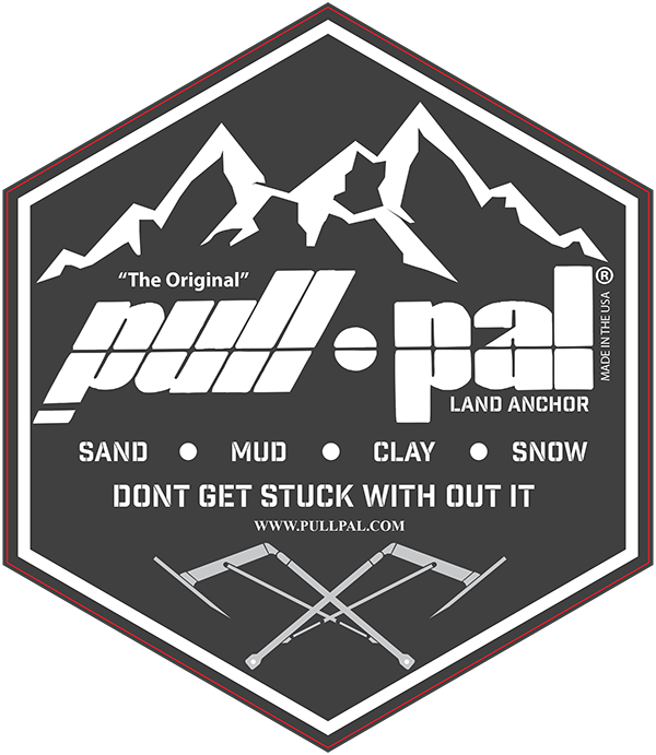 Pullpall luggage logo